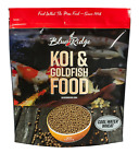 Blue Ridge Cool Water Wheat Formula Pellet Food for live koi & goldfish NDK