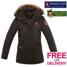 Kingsland Methihill Ladies Parka Jacket Coat (143-OW-606) **FREE UK DELIVERY**