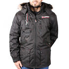 Geographical Norway AVORIAZ Winterjacke Winter Parka Outdoor Mantel Jacke
