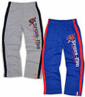 Boys Spiderman Jogging Bottoms Kids Marvel Casual Trousers New Age 3 4 6 8 Years