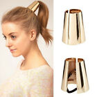 occident style fashion exquisite metal buckle hair rope hair band