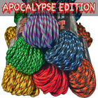 Paracord Planet 550 LB Type III Zombie Apocalypse Edition Paracord - 100' Hanks