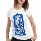 Time Doctor T-Shirt Damen who doktor dalek dr. tardis police box uk zeitreise