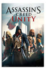 Assassins Creed Unity Cover Poster New - Maxi Size 36 x 24 Inch