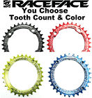 Внешний вид - Race Face NW Single Narrow Wide 1x10/11/12 speed Bike Chain Ring 104mm 30 32 34t
