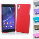 Thin Crystal Clear Soft Gel Silicone Case Cover For Sony Xperia Z2 L50W Stylus
