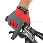 Rockbros Winter and Autumn Full Finger Gloves Touch Screen For Smartphone Red