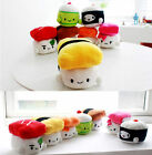 "Sushi 6"" Mini Plush Pillow Cushion Doll Toy Gift Bedding Japan Food Cute Kawaii"
