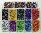 300 Map Tacks Travel Map Pins - 3 boxes - CHOOSE COLORS - FREE USA SHIPPING!