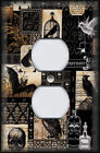 Switch Plates And Outlet Covers - Gothic Halloween Home Decor