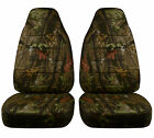 2005 to 2010 Jeep Grand Cherokee Camouflage Seat Covers 5 Color Options