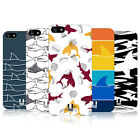 HEAD CASE SHARK PRINTS SNAP-ON BACK COVER FOR APPLE iPHONE 5S