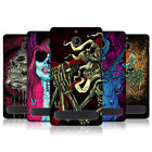 HEAD CASE SKULL OF ROCK SNAP-ON BACK COVER FOR SONY XPERIA E1