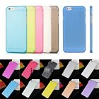 Hot 0.3mm Ultra thin Semi-transparent Case Cover for Apple 5.5'' iPhone 6 Plus