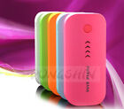 5600mAh USB Portable External Backup Battery Charger Power Bank for iPhone6 Plus