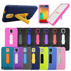 Hybrid Shockproof Hard Case Impact Heavy Duty Cover For Samsung Galaxy Phones