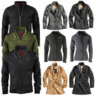 SURPLUS™ Raw Vintage Military Function Outdoor Jacke / Trenchcoat Herren / Damen