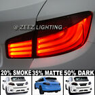 Black-Out Headlight Taillight Tint Smoke Head Fog Tail Light Tinted Vinyl Fillm