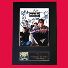 OASIS #2 Signed Autograph Mounted Photo Repro A4 Print 491
