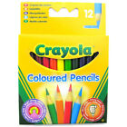 Crayola Coloured Pencils Choice of Size and Quantity One Supplied NEW