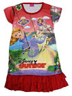Disney Princess Sofia The First Girls Dress Children Kids Pajama Skirt 3-9Yr Red