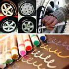 Hot Tyre Permanent Paint Pen Tire Metal Outdoor Marking Ink Marker Creative