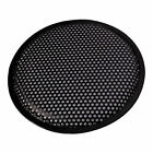 "BLACK 10 INCH SUBWOOFER BOX SPEAKER GRILL 10"" SUB NEW"