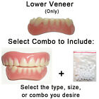 Instant Smile Teeth Dr. Bailey's False Cosmetic Fake Oral Regular COMBO
