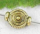 wholesale 47/158Pcs Gold Plated Spacer Beads 10x4mm (Lead-Free)