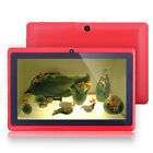 "7""Google Android 4.2 Tablet PC MID Cute Kids Children 8GB Dual Camera WIFI Color"