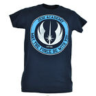 Jedi Academy May The Force Be With You Star Wars Navy Blue Tshirt Shirt
