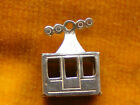 NN VARIOUS VINTAGE STERLING SILVER CHARM THIMBLE WELL KEY RIG VIOLIN BELL SHELL