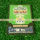 14/15 SPFL HUNDRED CLUB LTD EDITION MAN OF THE MATCH ATTAX CARD 2014 2015 SPL