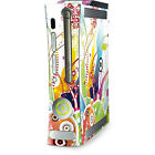 Abstraction White Microsoft Xbox 360 (Includes HDD) Skin