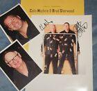 COLIN MOCHRIE & BRAD SHERWOOD Autographed Photo & Photos REAL HOT