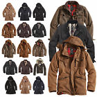 SURPLUS RAW Vintage XYLONTUM™ Winter Jacken & Parkas / Damen & Herren Modelle