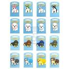 Chunky Rubber Animal Dog Magnet 16 Designs Fridge Gift Pet Zoo Cute