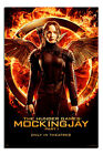 The Hunger Games Mockingjay Part 1 Katniss Poster Official Licensed - Maxi Size