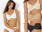 Lilyette Minimizer Bra With Lace Trim - Style 428 - 3 DAY SALE!!!!