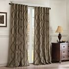 Madison Park Serendipity Tan Window Drape Panel