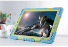 luxury Waterproof shockproof Dustproof Stand Kids Safe back Case Cover For iPad