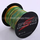 8 Strands 100M Color 10LB-300LB Big Game Spectra PE Dyneema Braided Fishing Line