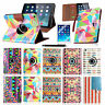 360 Rotating PU Leather Case Smart Cover Stand for Apple iPad Air 1st Gen 2013