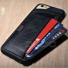 New Hot PU Leather Flip Skin Case Wallet Back Cover For iPhone 6 4/4S 5/5S #A17