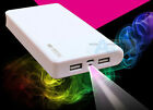 50000/20000/12000/5600mah Power Bank Battery Charger For iphone 6 5s 4s Samsung