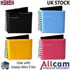 Fujifilm Photo Album for Instax Mini Prints -Different Colors Available, Genuine