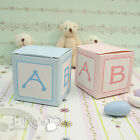 "2""x2""x2"" Favor Gift Candy Box Bomboniere Boxes Baby Shower Party"