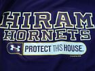 NWT Under Armour Heat Gear T, men's S, Hiram Hornets, L, Rome, or Coosa, gray