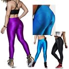 Sexy Women's Athletic Apparel Push Up Leggings Yoga Gym Stretch Pants Size M/L