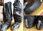 MY 5-11 MOTORCYCLE BOOT SHOE COVERS BIKER RAIN GEAR CYCLING 38-47 Camping Hiking